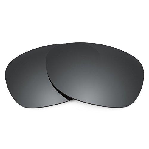 Revant Polarized Replacement Lenses for Ray Ban New Wayfarer 52mm RB2132 Black Chrome - Lenses Wayfarer Polarized New