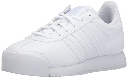 Us 6 Blanc Adidas Jeunesse J 5 Baskets Samoa C6ZItqB1