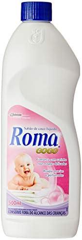 Sabão Líquido Roma Coco 500ml