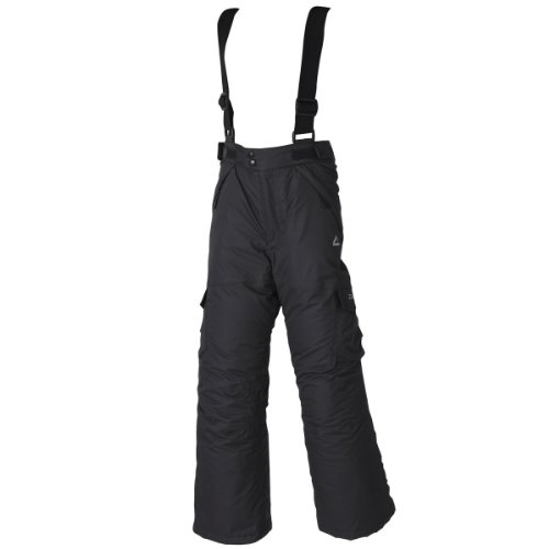 dare2b Switch Over Trousers Ski Hose Kinder schwarz