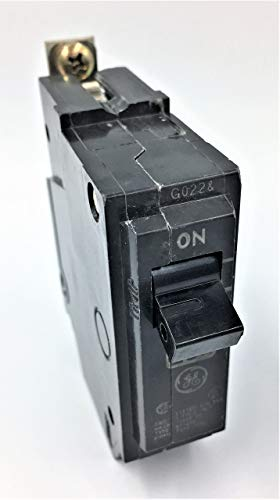 GE THQB1120 Bolt-On Mount Type THQB Miniature Circuit Breaker 1-Pole 20 Amp 120/240 Volt - Amp Pole 20 1 Ge