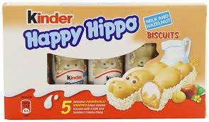 Kinder Happy Hippo - Hazelnut