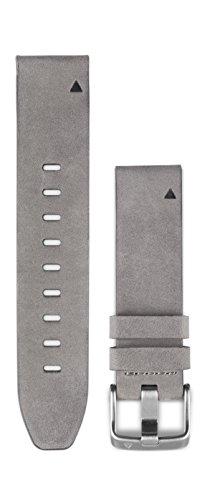 garmin-010-12491-16-fenix-5s-quick-fit-20-watch-band-grey-suede-leather