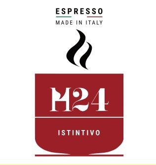 100 Cápsulas compatibles Lavazza Espresso Point - Caffè H24: Amazon.es: Alimentación y bebidas