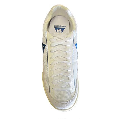 Homme Blanc pour Sportif Baskets Mode Coq Blanc Le 1qnXF8U4vx