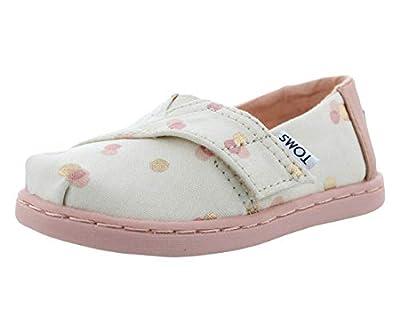 TOMS Palebl Loafer Girl's Shoes Size