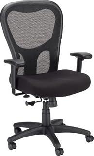 Gentil Tempur Pedic TP9000 Ergonomic Mesh Mid Back Executive Chair; Black