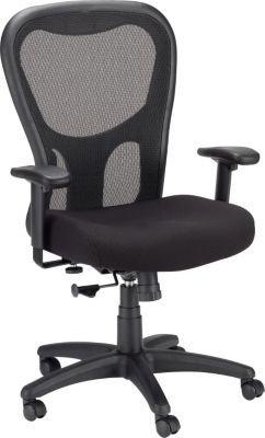 Tempur-Pedic TP9000 Ergonomic Mesh Mid-Back Executive Chair; Black by Tempur-Pedic