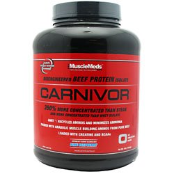 Muscle Meds Carnivor (Best Protein And Creatine Supplement)