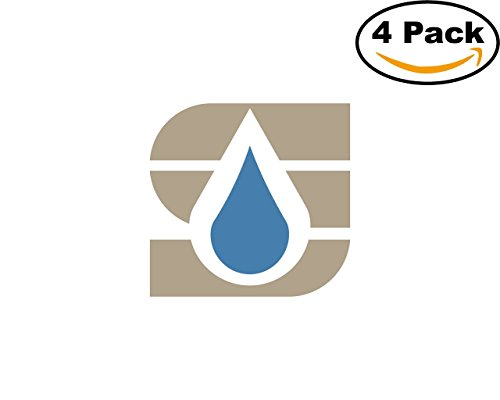Southwestern Energy 4 Stickers 4X4 Inches Car Bumper Window Sticker Decal