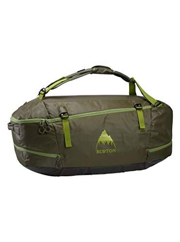 Burton Multipath 90L Duffle Bag, Keef Coated ()