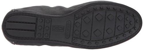 Loafer Women's Aerosoles Black Leather up Drive Penny fpwIqFa