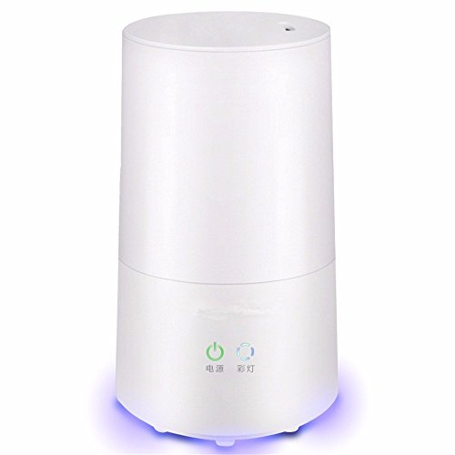 DIDIDD Humidifier lights home mute large bedroom purification capacity office aromatherapy mini humidifier lights by DIDIDD