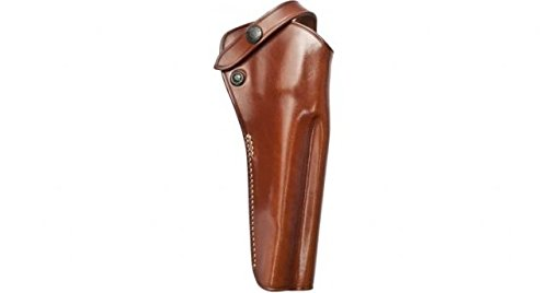 Galco SAO Single Action Outdoorsman Holster for Ruger .357 Blackhawk 4 5/8-Inch (Tan, Right-hand) (Ruger Single Action)