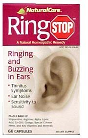 Ringstop Ringing Buzzing Ears Capsules product image