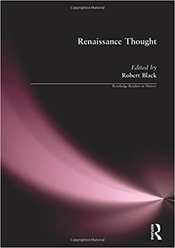 643b9d6c7a4 Amazon.com  Renaissance Thought (Routledge Readers in History ...