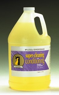 # 1 All Systems Super Reinigungs- und Conditioner Hundeshampoo (3,78 Liter)
