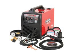 LINCOLN ELECTRIC CO K2697-1 Easy MIG 140 Wire Feed Welder, (Lincoln Pro Mig 140 Welder For Sale)