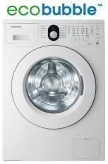 Samsung WF1702WPW Independiente Carga frontal 7kg 1200RPM A Blanco ...