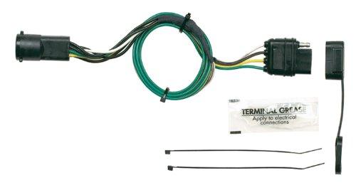 Hopkins 40905 Plug-In Simple Vehicle Wiring Kit ()