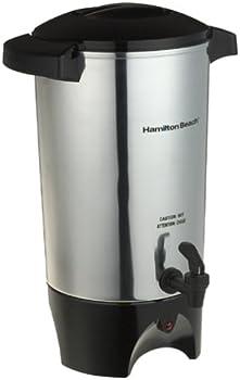 Hamilton Beach 40515 45-Cup Coffee Urn