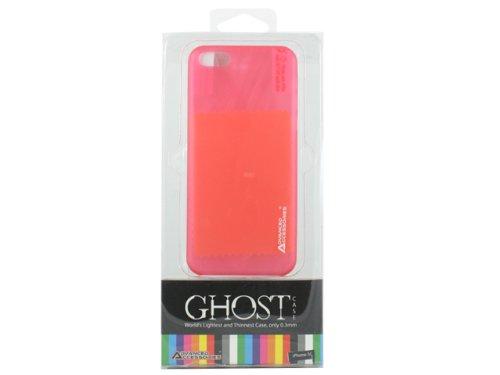 Advanced Accessories Ghost Schutzhülle für iPhone 5C, Rot