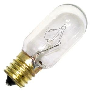 Westinghouse Lighting Corp. 40W, 40T8/IN/MW/CD, 120V, Clear Finish, Microwave Light (Clear Incandescent Carded Light Bulb)