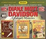 Download Diane Mott Davidson: Dying for Chocolate, Catering to Nobody, the Last Suppers in PDF ePUB Free Online