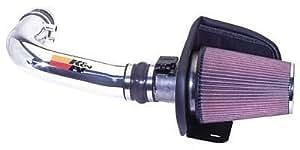 K&N 77-2514KP Polished Performance Air Intake