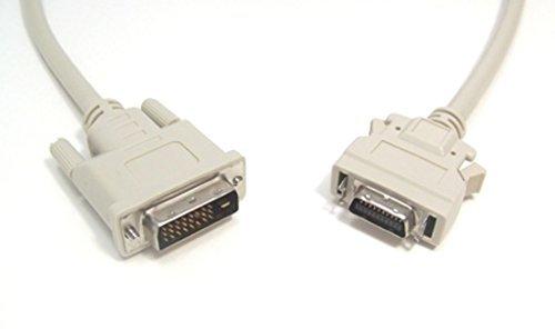 Micro Connectors 6-Feet DVI-D to Digital Flat Panel DFP (M05-161), Model: M05-161, Electronic Store - Dfp Digital Flat Panel