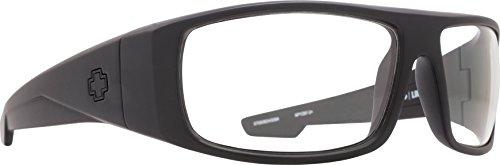 SPY Optic Logan Wrap Sunglasses | ANSI ()