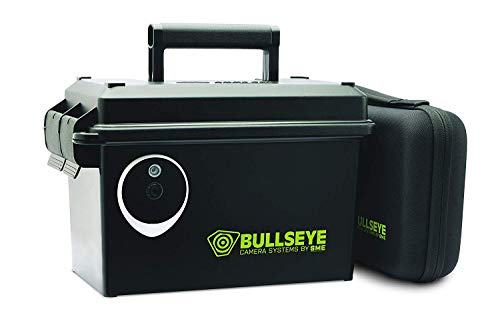 SME Bullseye - WIFI Shooting Target Camera Systems. Long Range Edition. UP TO 1 MILE CONNECTION. by Shooting Made Easy