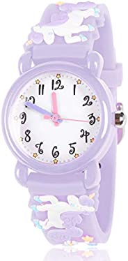 Kids Gift 3D Cartoon Watch for Kids Age 3-8 - Best Gifts for Kids