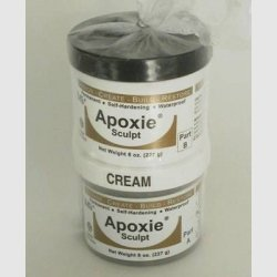 Apoxie Sculpt 1 lb. Natural, 2 Part Modeling Compound (A & B)