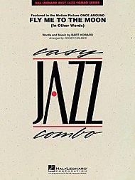 Fly Me to the Moon- Score & Parts - Easy Jazz Ensemble