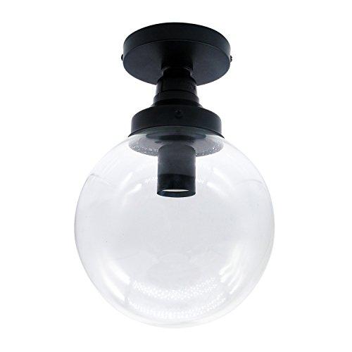 Black Pewter Ceiling Light - 9