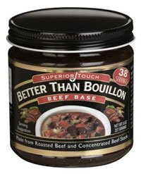 Better Than Boullion Beef - 8 ounce -- 6 per case.