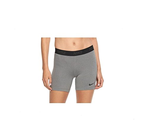 NIKE Womens Victory Base Layer 5 Training Shorts 824403-091 (Small, Grey/Black) by Nike (Image #2)