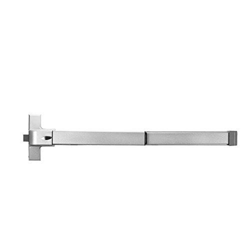 Panic Bar Door Locks (TOTOOL Emergency Panic Exit Stainless Steel Push Bar Panic Exit Device Commercial Door Push Bar for Wood or Metal Door Applications (Door Push Bar))