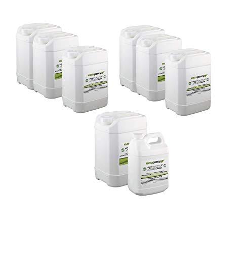 (EcoPoxy Liquid Plastic 2:1-150 Liter Kit Bundle)