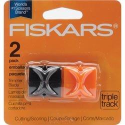 Bulk Buy: Fiskars Triple Track Replacement Blades 2/Pkg S...