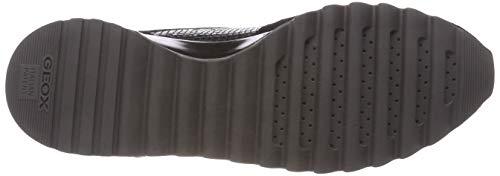 Tabelya A Mujer C9999 Zapatillas Geox Para D black zq4PwEW85x