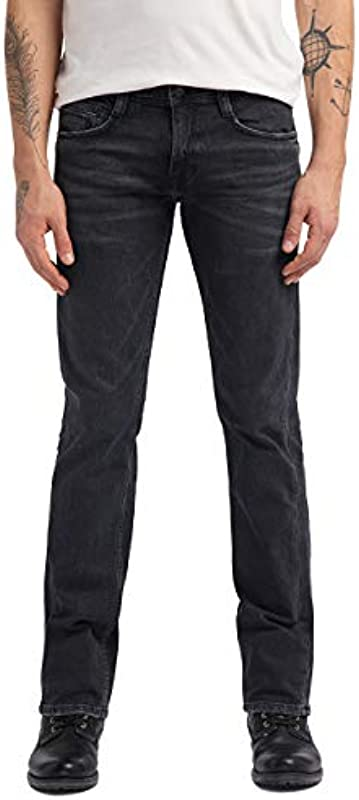 MUSTANG Męskie dżinsy Slim Fit Oregon Straight: Odzież