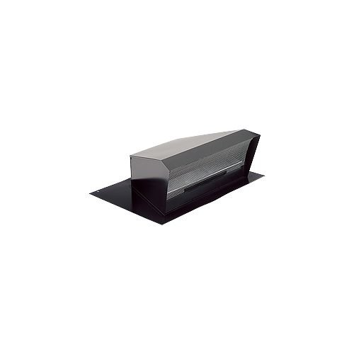 Broan 437 High Capacity Roof Cap Black 1200 CFM