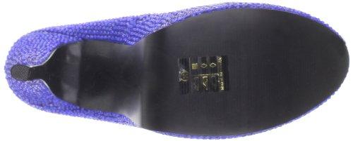 de Zapatos Iri Royal azul mujer tacón Blue para RS Eu Tee06R Pleaser Satin wAqtxCgIE