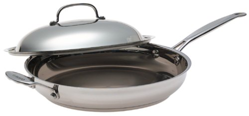 Cuisinart 722-30HD Chef's Classic 12-Inch Everything Pan with Dome Cover