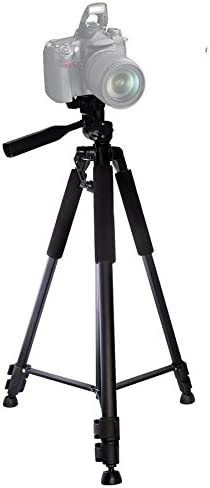 Super Duty 60 Pro Tripod with Case for Sony A5000 Alpha ILCE-5000 ILCE-5000L