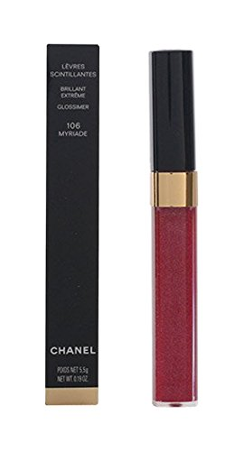 Chanel Levres Scintillantes #106 Myriade 6ml - Levres Scintillantes Lip Gloss