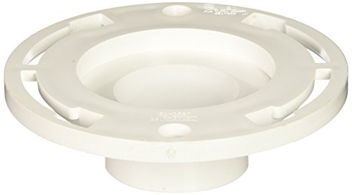 Jones Stephens C51-300 Inside Fit Closet Flange, 3-Inch