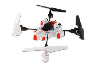 Syma X1 4 Channel 2.4G RC Quad Copter - Spacecraft